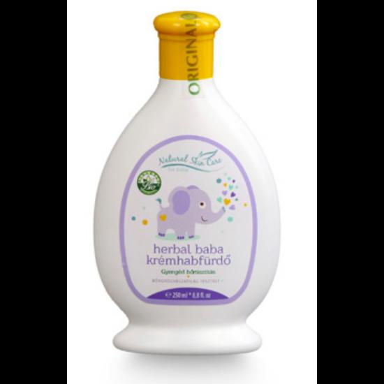 Natural Skin Care Herbal Baba Krémhabfürdő (250 ml) - Biola