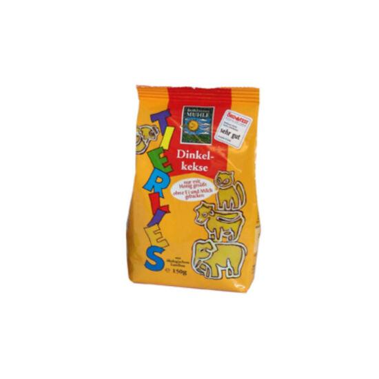 Bohlsener Mühle BIO tönkölybúzás keksz - Tierlies 150g