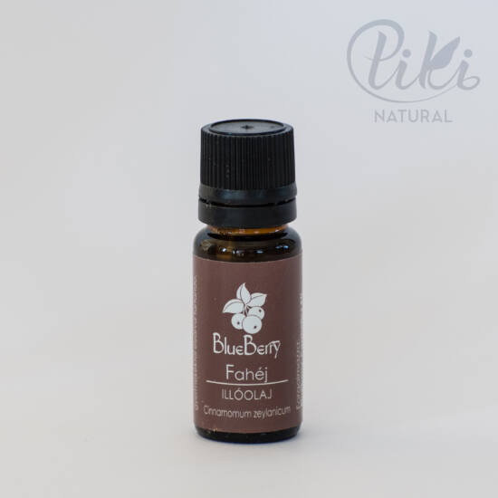 Fahéj illóolaj (10 ml) - Blueberry