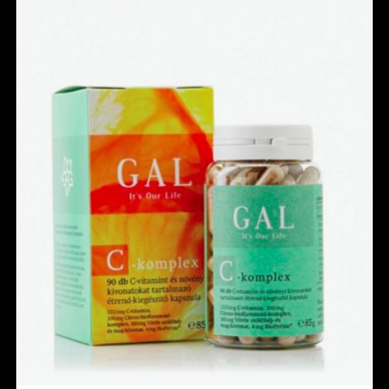 GAL C-komplex kapszula (90 db) C vitamin