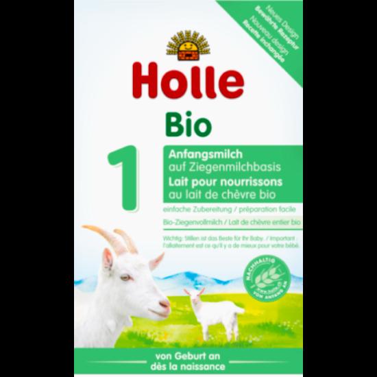 Holle Bio Kecsketej alapú 1-es csecsemőtápszer 400g