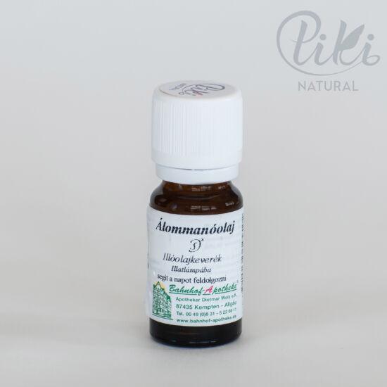 Álommanóolaj (10 ml) - Stadelmann termék