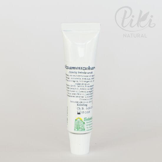 Balzsamosszuhar-krém (ekcéma kezelésére) - 9 ml - Stadelmann termék