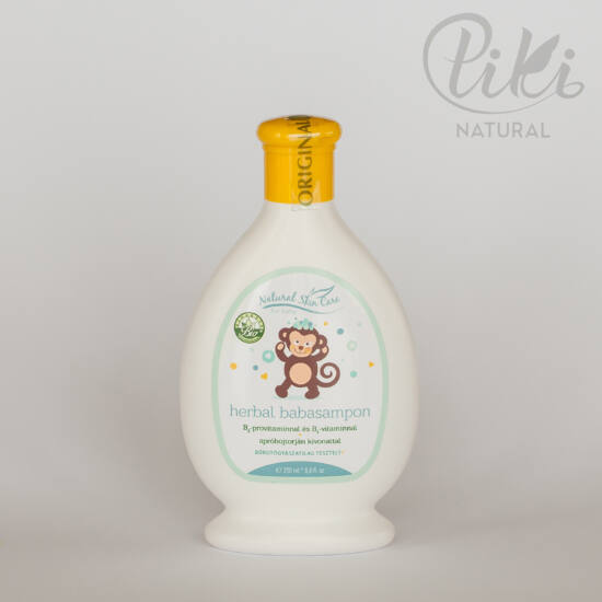 Natural Skin Care Herbal babasampon (250 ml) - BIOLA