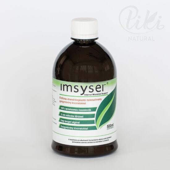 Imsyser® élőflórás probiotikus étrend-kiegészítő italkészítmény gyógynövényekkel - 500 ml