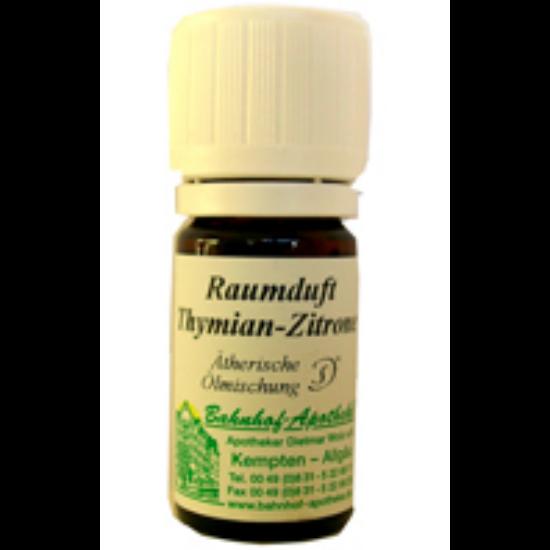 Kakukkfű-citrom helyiségfertőtlenítő olaj - Stadelmann termék ( 5 ml )